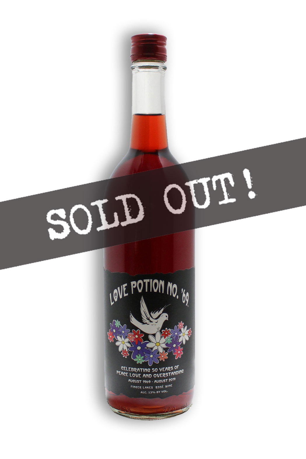 Love Potion No. '69 - Sold Out